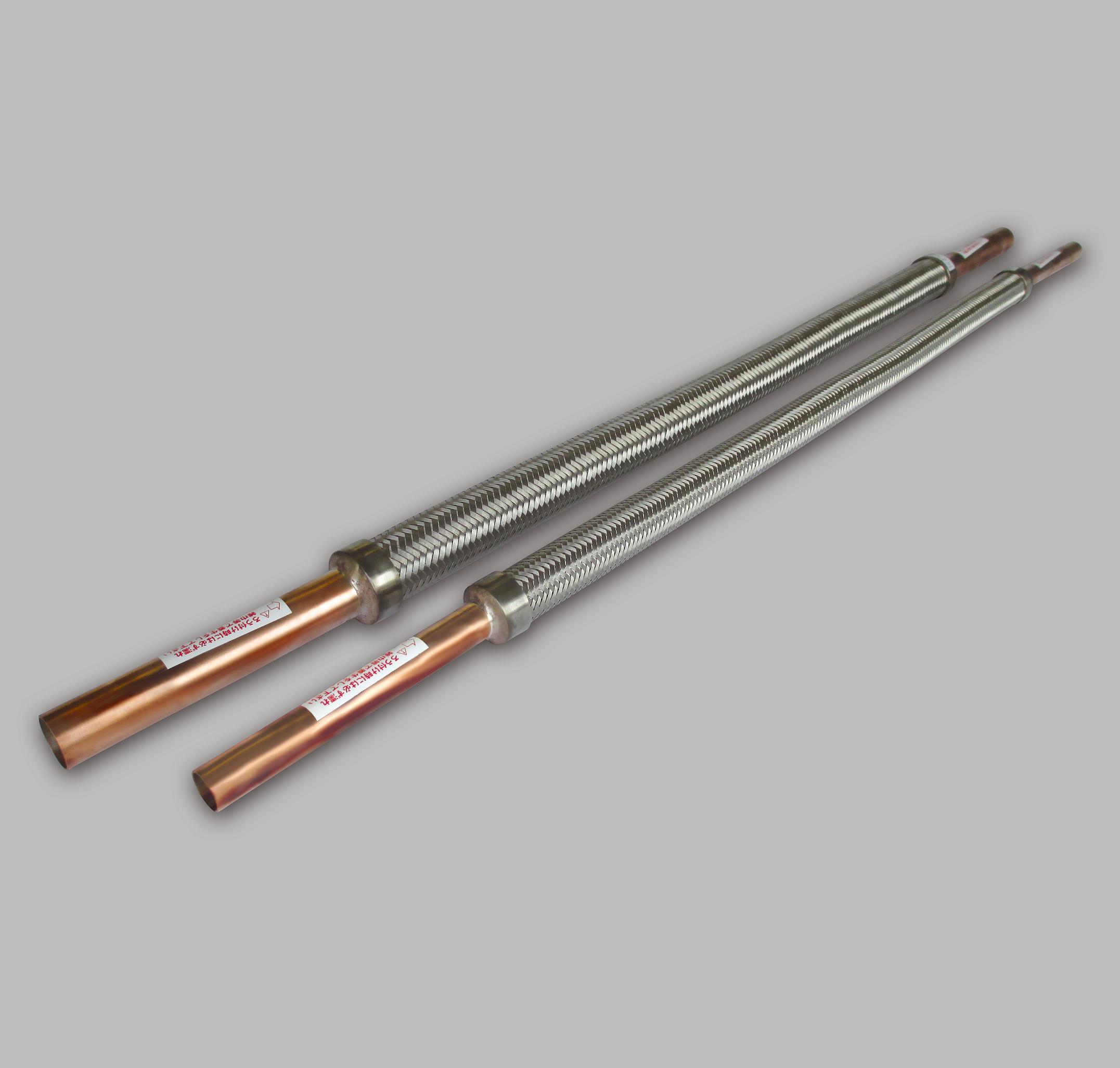 冷媒銅管用変位吸収継手 レフリックス