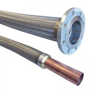 医療ガス銅管用フレキシブルジョイント メディフレックス